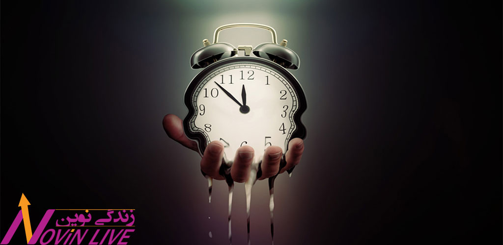 زمان: وقتی که حجم کار زیاد است